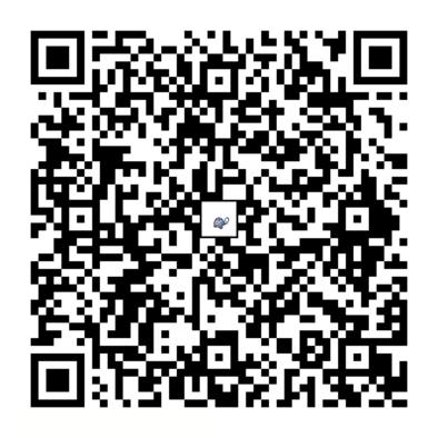 ニョロモのQRコードの画像