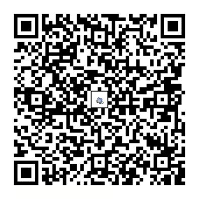 ニョロゾのQRコードの画像