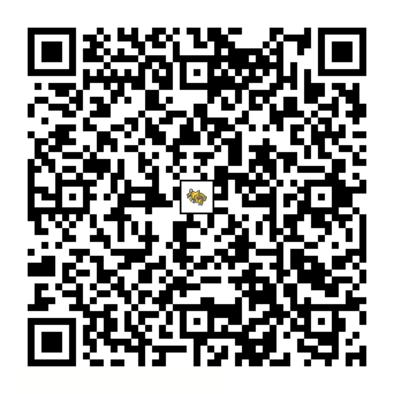 ユンゲラーのQRコードの画像