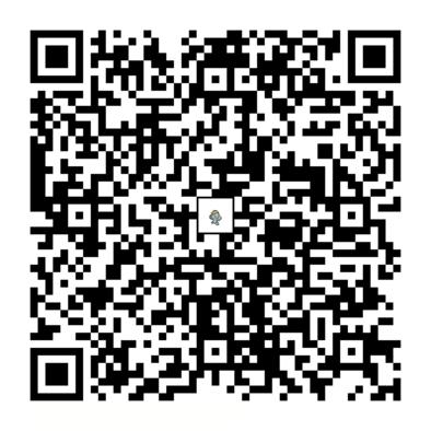 ワンリキーのQRコードの画像