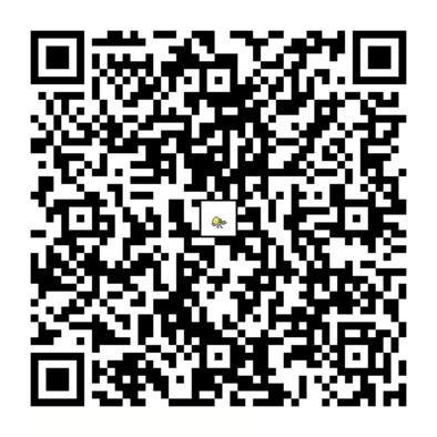 マダツボミのQRコードの画像