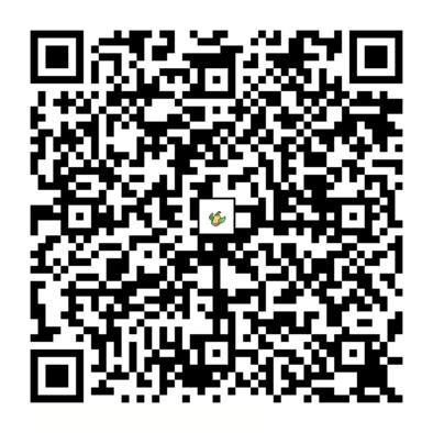 ウツドンのQRコードの画像