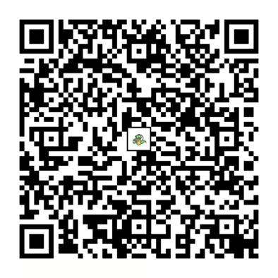 ウツボットのQRコードの画像