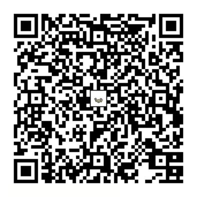 イシツブテのQRコードの画像