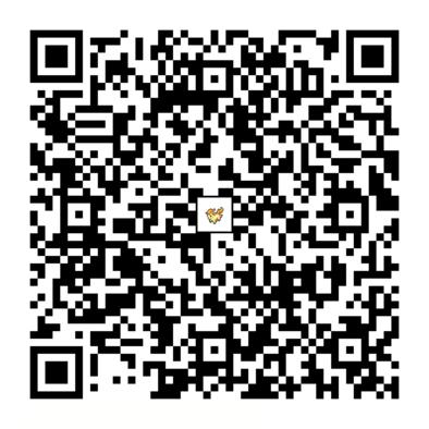 ポニータのQRコードの画像