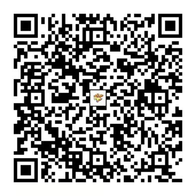 ギャロップのQRコードの画像