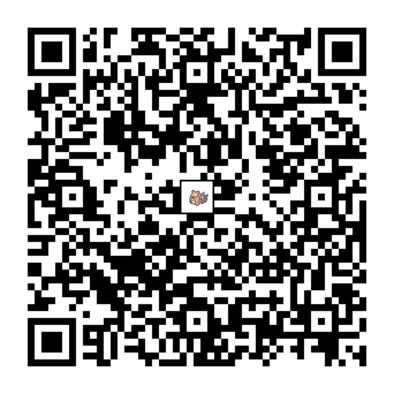 ヤドランのQRコードの画像