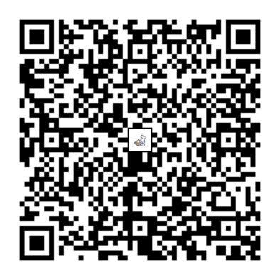 パウワウのQRコードの画像