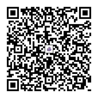 ベトベトンのQRコードの画像