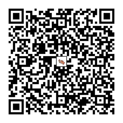 キングラーのQRコードの画像