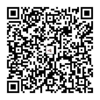 エビワラーのQRコードの画像