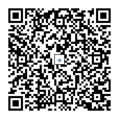 タッツーのQRコードの画像
