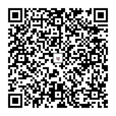 バリヤードのQRコードの画像