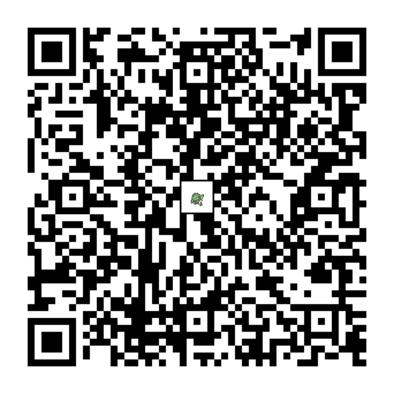 ストライクのQRコードの画像