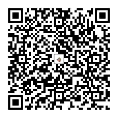 ルージュラのQRコードの画像