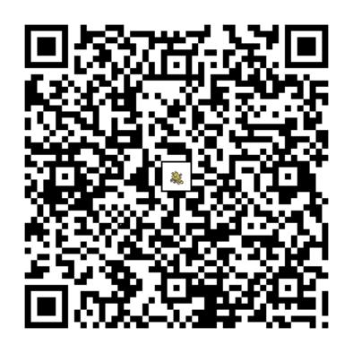 エレブーのQRコードの画像