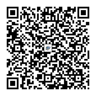 ギャラドスのQRコードの画像