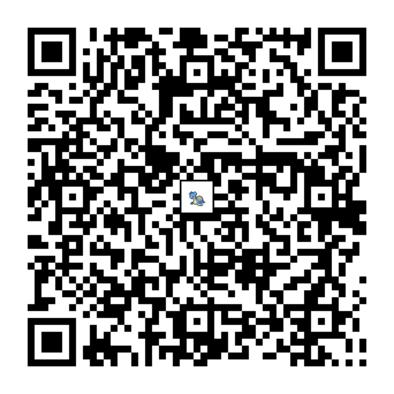 ラプラスのQRコードの画像