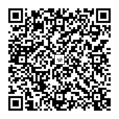 プテラのQRコードの画像