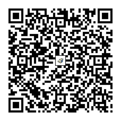 カビゴンのQRコードの画像