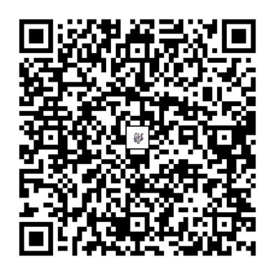 ミュウツーのQRコードの画像