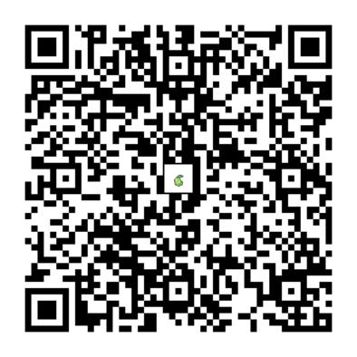 チコリータのQRコードの画像