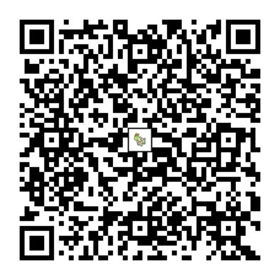 メガニウムのQRコード画像