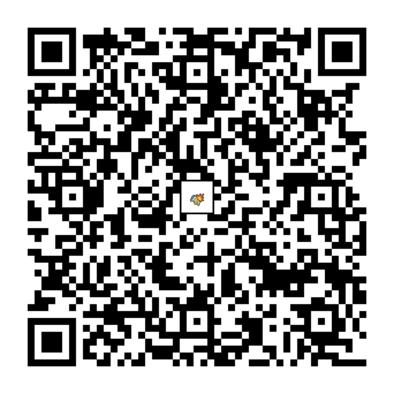 ヒノアラシのQRコードの画像