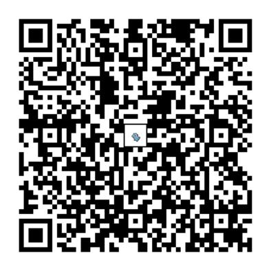 ワニノコのQRコードの画像