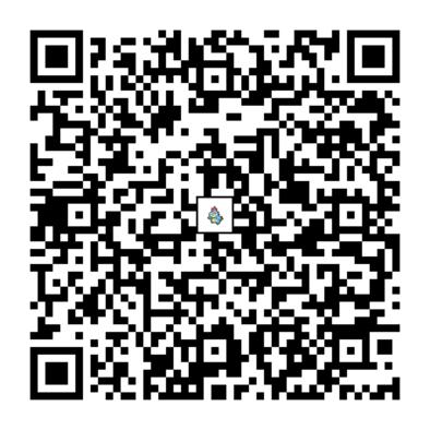 アリゲイツのQRコードの画像