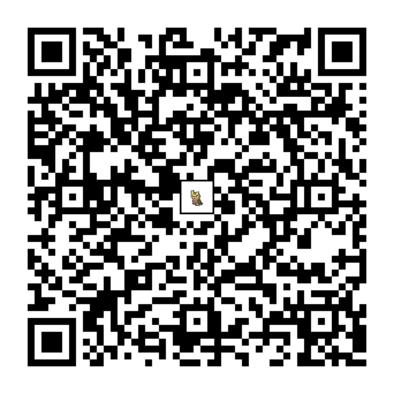 ヨルノズクのQRコードの画像