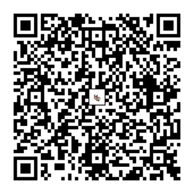 レディアンのQRコードの画像