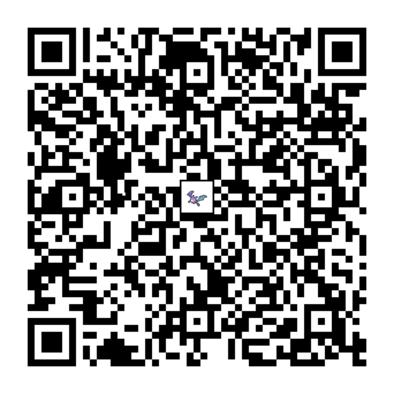 クロバットのQRコードの画像