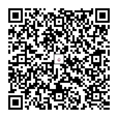 ププリンのQRコード画像