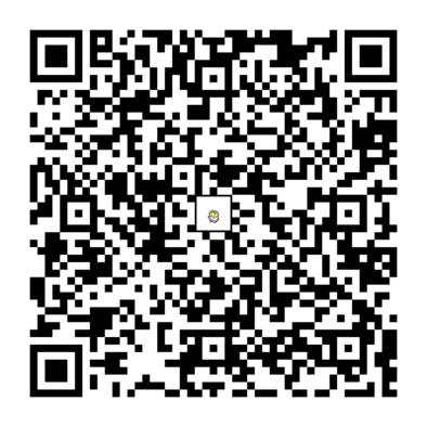 トゲピーのQRコードの画像