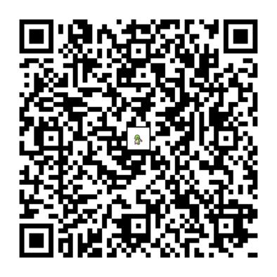 ネイティオのQRコードの画像