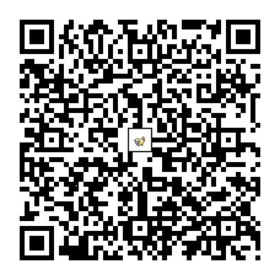 メリープのQRコードの画像