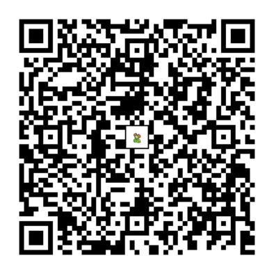 キレイハナのQRコードの画像