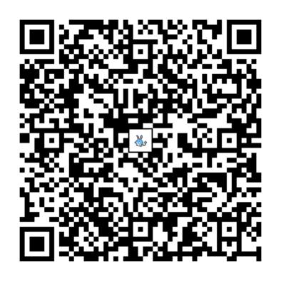 マリルリのQRコードの画像