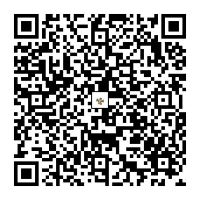 ウソッキーのQRコードの画像
