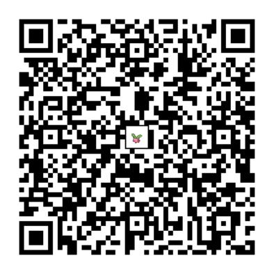 ハネッコのQRコードの画像