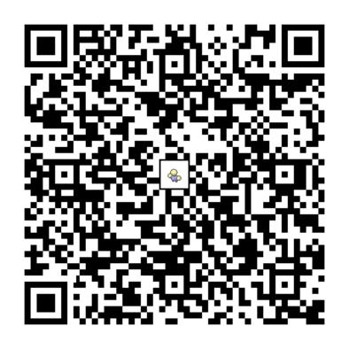 ワタッコのQRコードの画像