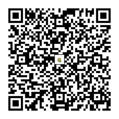 キマワリのQRコードの画像