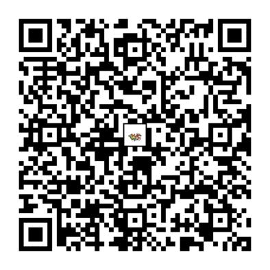 ヤンヤンマのQRコード画像
