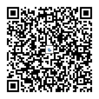 ヌオーのQRコードの画像