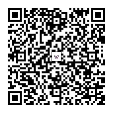 エーフィのQRコードの画像