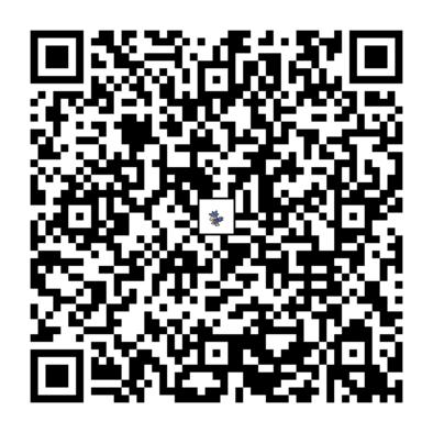 ヤミカラスのQRコードの画像