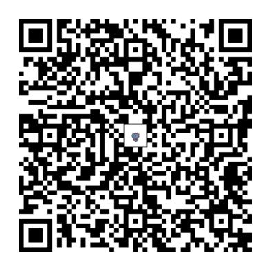 ムウマのQRコードの画像