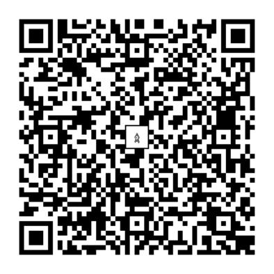 アンノーンのQRコードの画像