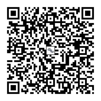 ハガネールのQRコードの画像